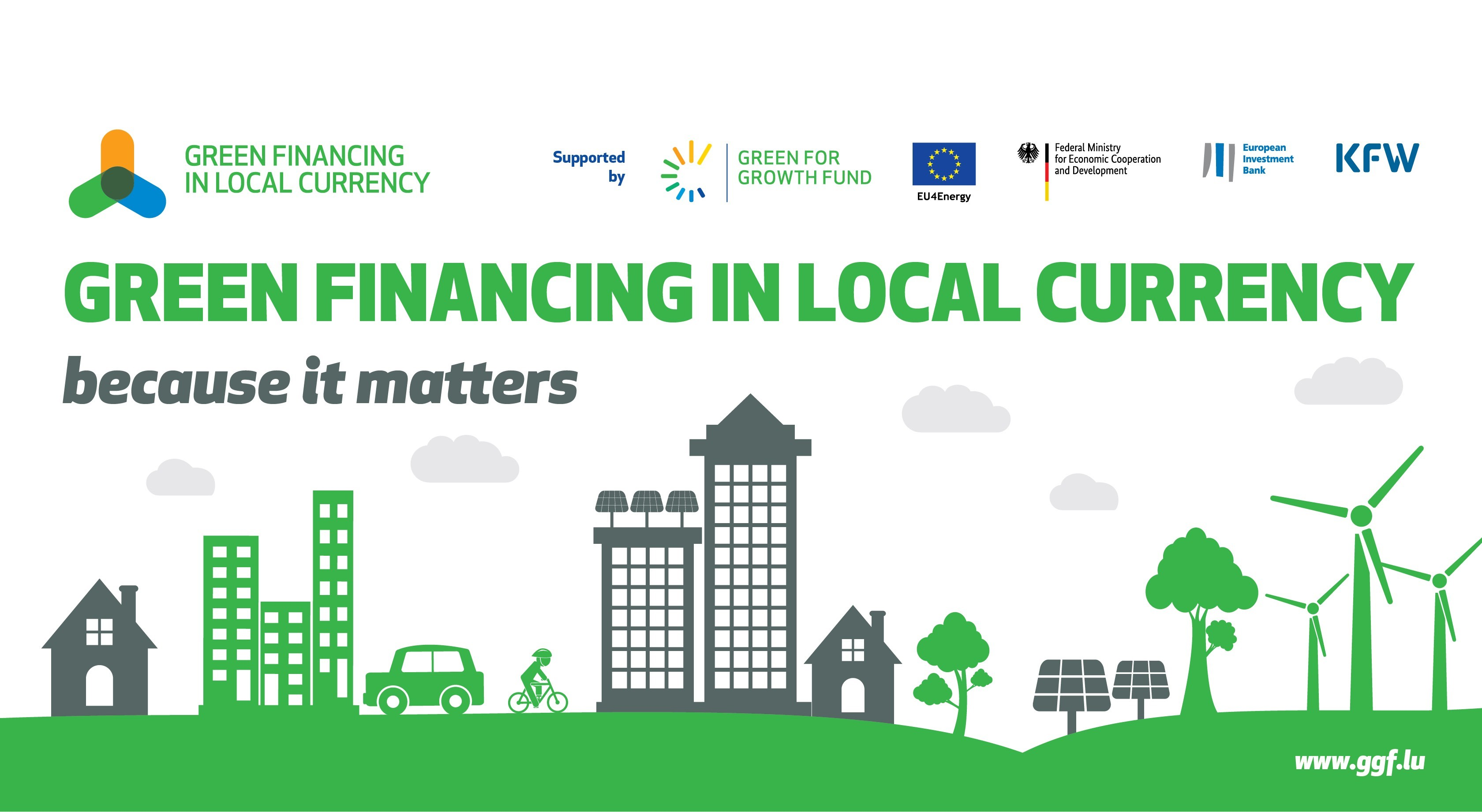 Green Financing in Local Currency graphic